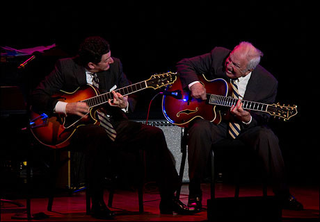 John Pizzarelli and Bucky Pizzarelli