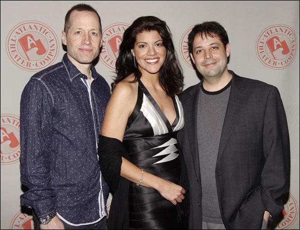 Tim Hopper, Sheila Tapia and Steve Rosen