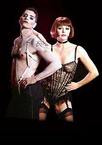 John Stamos and Jane Leeves