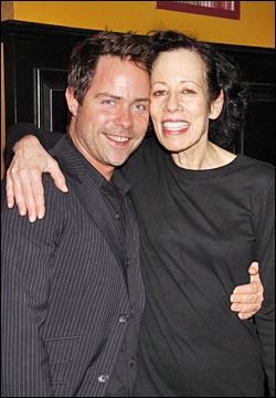 Duncan Stewart and Allyce Beasley
