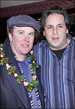 Douglas Hodge and David Babani