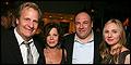 Martin Sheen, Angelina Jolie, Jesse Tyler Ferguson, Brad Pitt and More at L.A. God of Carnage Openin