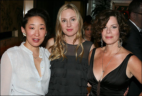 Sandra Oh, Hope Davis and Marcia Gay Harden