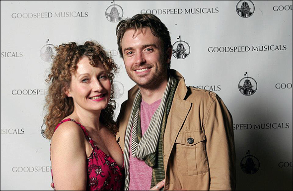 Deanne Lorette and James Snyder