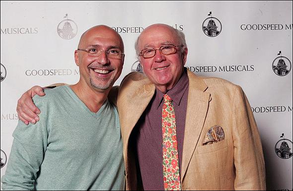 Rob Ruggiero and Ronn Carroll