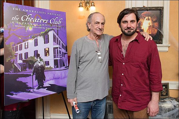Lyle Kessler and Derek Ahonen