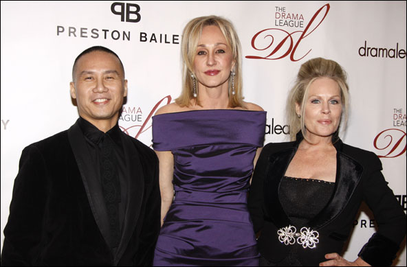 B.D. Wong, Barbara Steel and Beverly D'Angelo