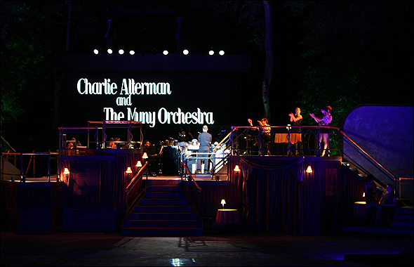 Charlie Alterman and the Chicago Orchestra