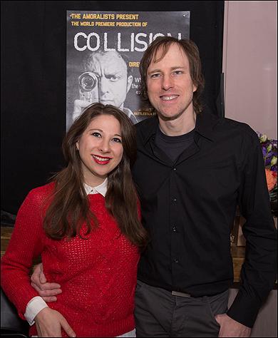 Lisa Lewis and David Gibbs