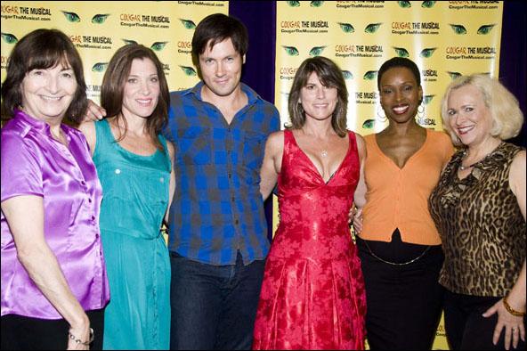 Lynne Taylor-Corbett, Catherine Porter, Danny Bernardy,  Donna Moore, Brenda Braxton and Babs Winn