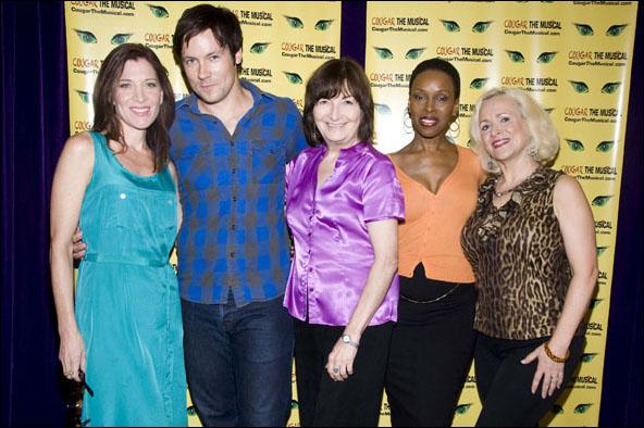 Catherine Porter, Danny Bernardy, Lynne Taylor-Corbett, Brenda Braxton and Babs Winn