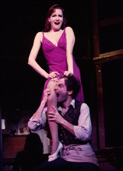 John Hillner and Kay McClelland