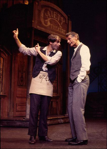 John Hillner and Carleton Carpenter