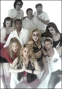 The cast of <i>Sex Encounters of a Disturbed Mind</i>