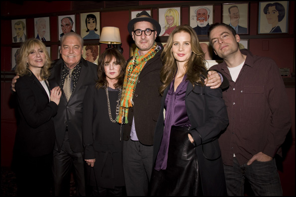 Judith Light, Stacy Keach, Stockard Channing, Jon Robin Baitz, Rachel Griffiths and Justin Kirk