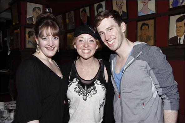 Lael Van Keuren, Karen Hyland and Stephen Carrasco