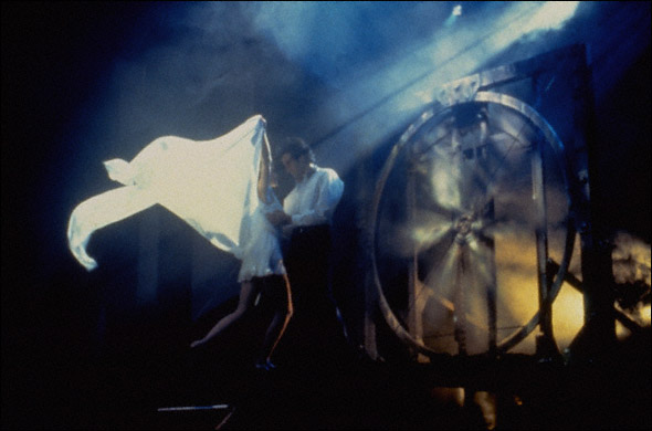 A Scene from David Copperfield: Dreams and Nightmares