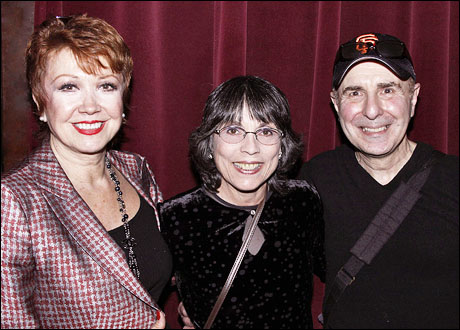 Donna McKechnie, Kay Cole and Don Percassi
