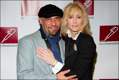 Nilo Cruz and Judith Light