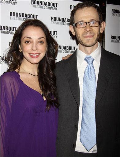 Jennifer Savelli and Adam Godley