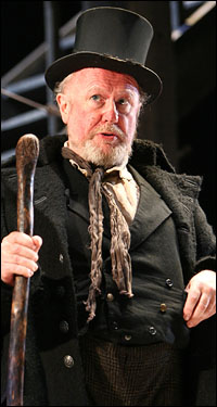 Niall Buggy in MTC's production of Brian Friel's <i>Translations</i>.