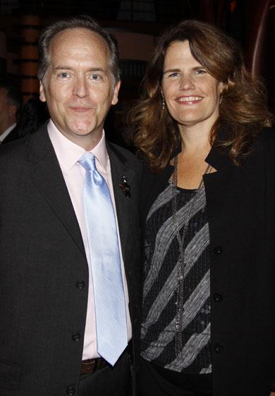 David Beach and Martha Banta