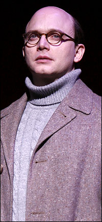 Michael Cerveris in <i>LoveMusik</i>.