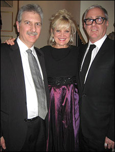 John Oddo, Christine Ebersole and Scott Wittman