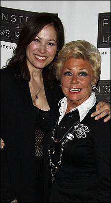 Linda Eder and Mitzi Gaynor