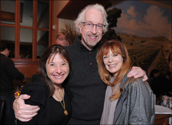 Beth Henley, Robert Falls and Frances Fisher