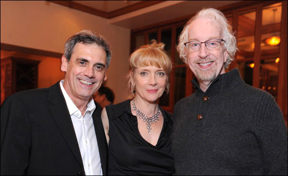 Randall Arney, Glenne Headly and Robert Falls
