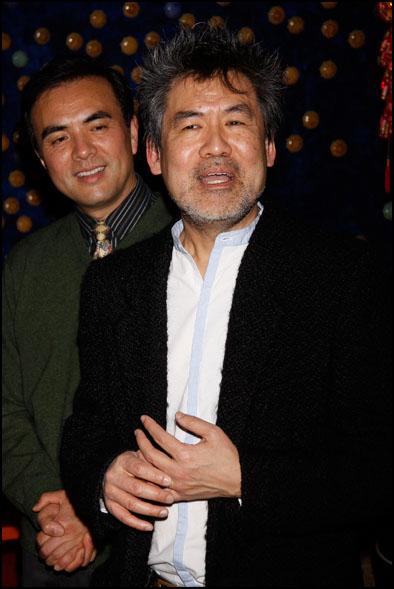 Larry Lei Zhang and David Henry Hwang