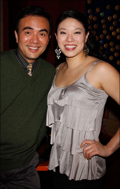 Larry Lei Zhang and Christine Lin