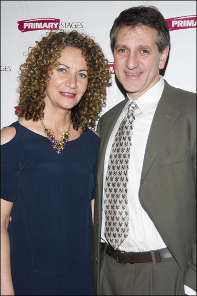 Michele Lowe and Elliot Fox