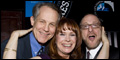 Original and Encores! Casts of Merrily We Roll Along Mingle With Stephen Sondheim at Reception