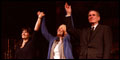 Road to Mecca Opens on Broadway; Arrivals, Curtain Call and Party