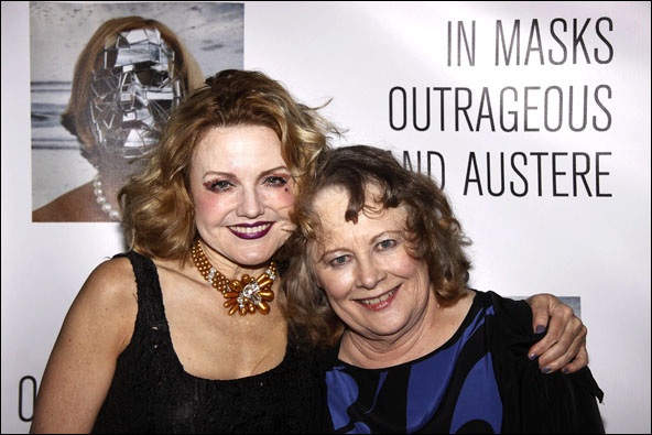 Alison Fraser and Shirley Knight