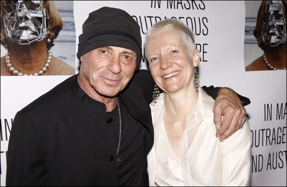 Lee Breuer and Maude Mitchell