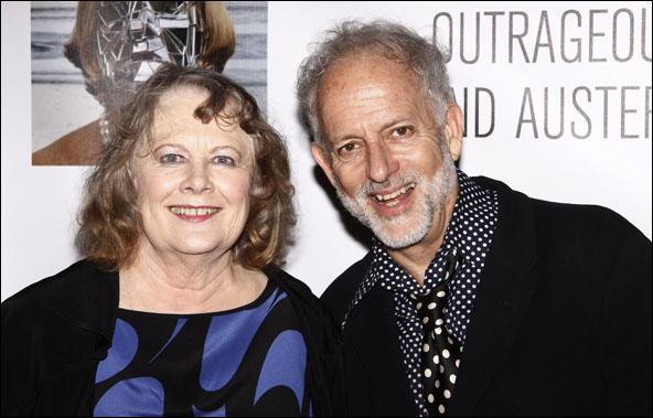 Shirley Knight and David Schweizer