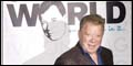 Beaming Down to Broadway, Shatner's World Meets the Press
