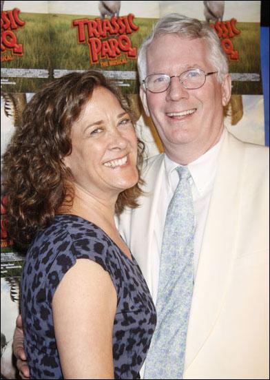 Karen Ziemba and Jack Thomas