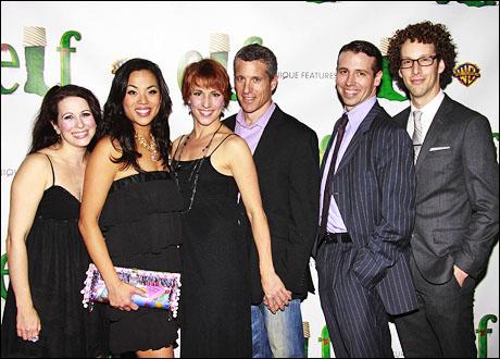 Kirsten Wyatt, Emily Hsu, Lisa Gajda, Stacey Todd Holt, Matt Loehr and Noah Weisberg