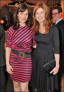 Maggie Siff with Dana Delaney
