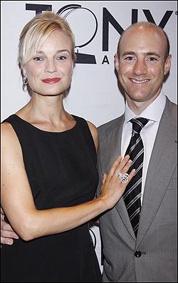 Hannah Yelland and Michael Bahar