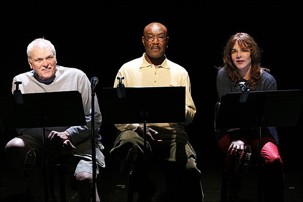 Brian Dennehy, Delroy Lindo and Stockard Channing