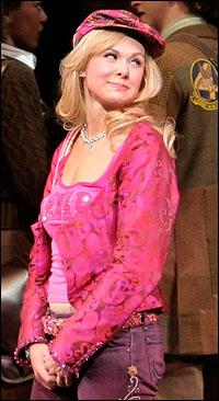 "TR ""Elle"": Legally's Laura Bell Bundy Appears on MTV Oct ..."
