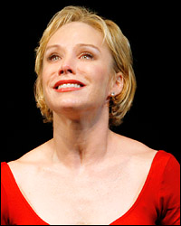 Charlotte d'Amboise in the revival of <I>A Chorus Line</I>.