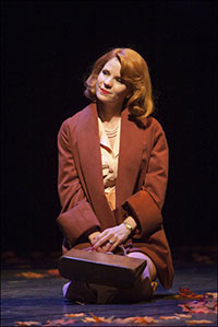 Kelli O'Hara in <i>Far From Heaven</i> at the Williamstown Theatre Festival.