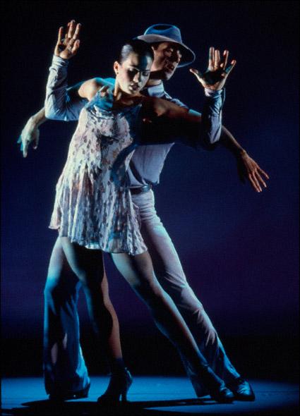 Jill Nicklaus and Michael Berresse