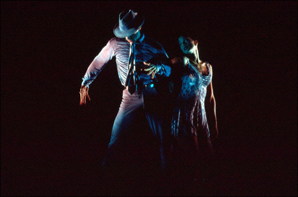Michael Berresse and Jill Nicklaus